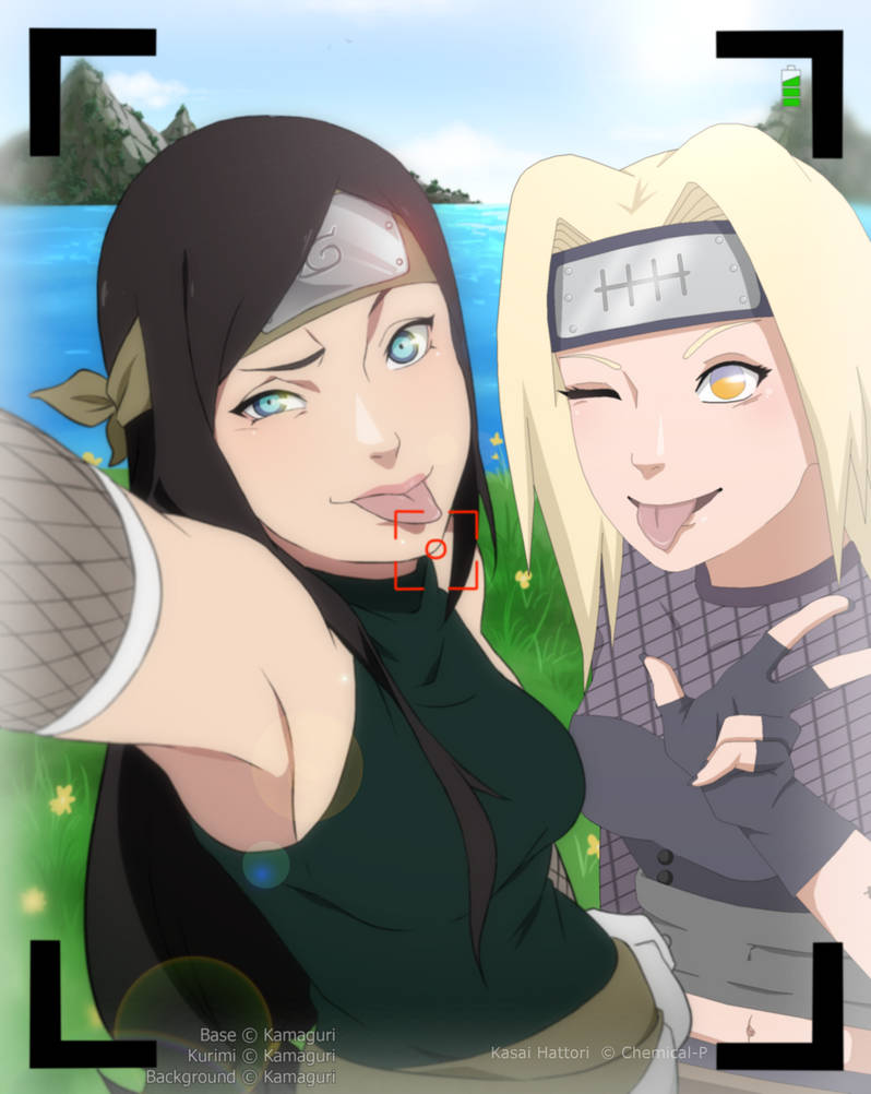 Let's take a selfie - Collab with Kamaguri by Chemical-P