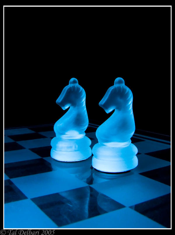 Blue Knights by delbarital