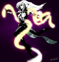 Ghost Widow by Shenku-Netsou