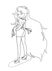 Fionna the Temptress by Anime14Emo