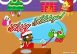 Happy Holidays by Mineeva
