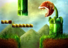 Super Mario Level by JoshSummana