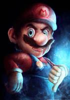 Mario by JoshSummana