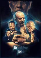 Breaking Bad Tribute by JoshSummana