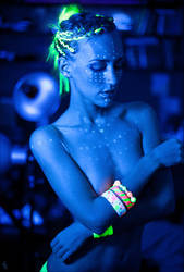blue nights by Elipa