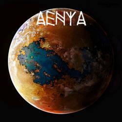 The World of Aenya by Chris Emmons by AGEOFAENYA