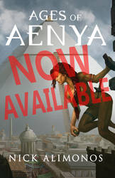 Ages of Aenya is NOW AVAILABLE! by AGEOFAENYA