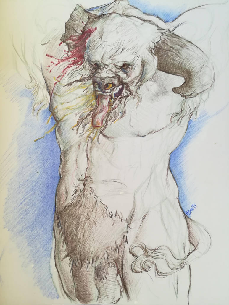 Horg by Heather Zanitsch by AGEOFAENYA