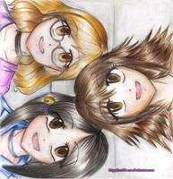 Kawaii Friendship-Edit by Anubis-san
