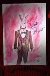 White Rabbit by DarKira33