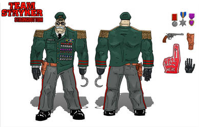 General Strongbottom Turnaround by AndrewTeamStryker