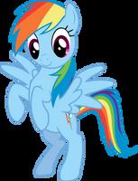 Rainbow Dash - Loyalty by Kishmond