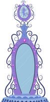 The Magic Mirror by Kishmond