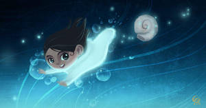 Selkie - Song of the Sea by ZyrexTheZ
