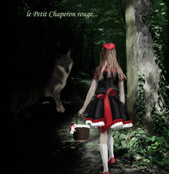le petit chaperon rouge by lost-winterborn