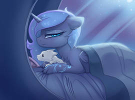 I Can't feel the light by MagnaLuna