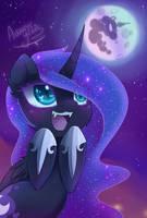 Nightmare Moon revenge by MagnaLuna