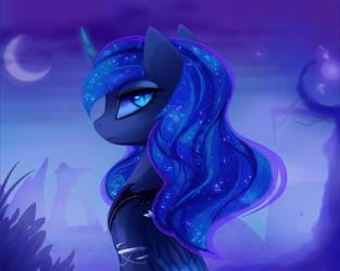 Original Night mare by MagnaLuna