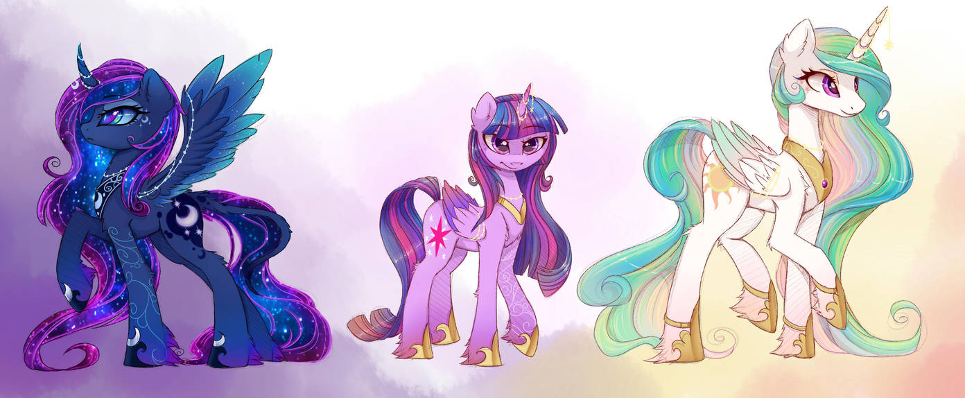 princesses_sketch_by_magnaluna_d9vuoof-p