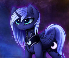 New Moon by MagnaLuna