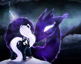 The end of the beginning by MagnaLuna