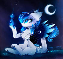 Polaris Redesign by MagnaLuna