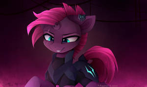 Tempest Shadow by MagnaLuna