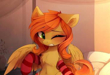 Pony :3 by MagnaLuna