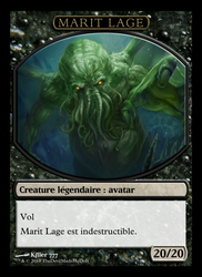 MTG : Marit Lage by Hyperespace