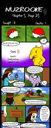 NuzRooke Silver - Chapter 5 - Page 25 by DragonwolfRooke