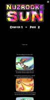 NuzRooke Sun - Ch.1 - Page 2 by DragonwolfRooke