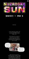 NuzRooke Sun - Ch.1 - Page 3 by DragonwolfRooke