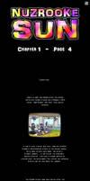 NuzRooke Sun - Ch.1 - Page 4 by DragonwolfRooke