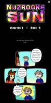 NuzRooke Sun - Ch.1 - Page 5 by DragonwolfRooke