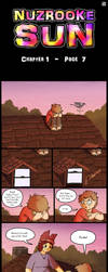 NuzRooke Sun - Ch. 1 - Page 7 by DragonwolfRooke