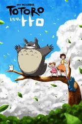 My Neighbor Totoro by DragonwolfRooke