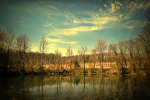 Lake by OhEmGe3
