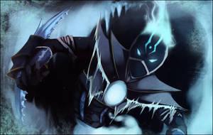 Frozen Terror Nocturne by Caulo