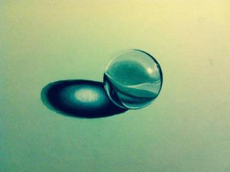 Crystal ball by Pusika3