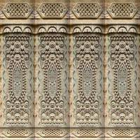 SUNNY - Ornate Brick Columns by celestialsunberry