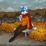 Autumn Treat by celestialsunberry