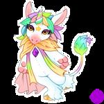 Rainbow Star - LUMIA by celestialsunberry