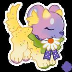 Sunflower Sweetie - OTA - OPEN by celestialsunberry