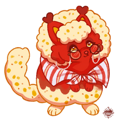 Cinnamom Popcorn Sweetheart - FABOOLYN - OPEN by celestialsunberry