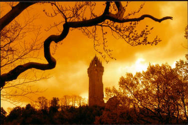Wallace Monument by calcross