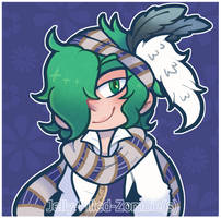 Lewlyn by Jelly-Filled-Zombies