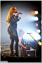 Epica / Metal Female Voices Fest / 2009 by TimTronckoe