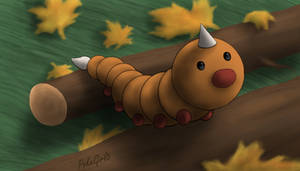 013 Weedle by PokeGirl5