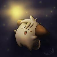 Cleffa's Little Star by PokeGirl5