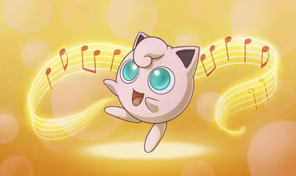 039 Jigglypuff - Sing by PokeGirl5